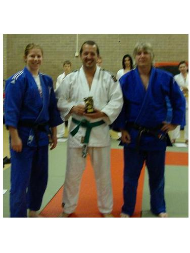 Spirit of Judo trophy
